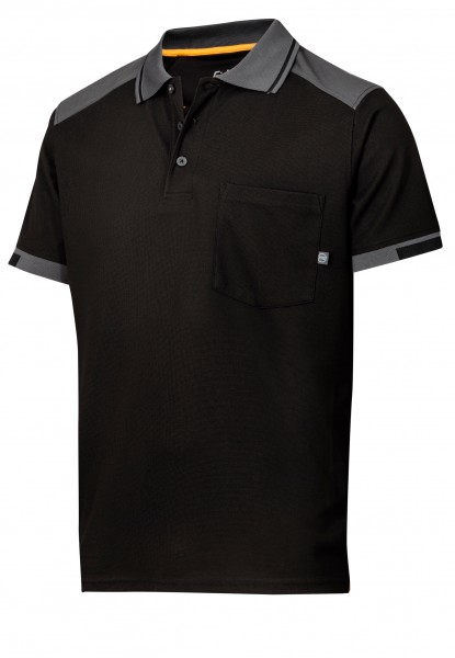 AllroundWork, 37.5® verstärktes kurzarm Poloshirt