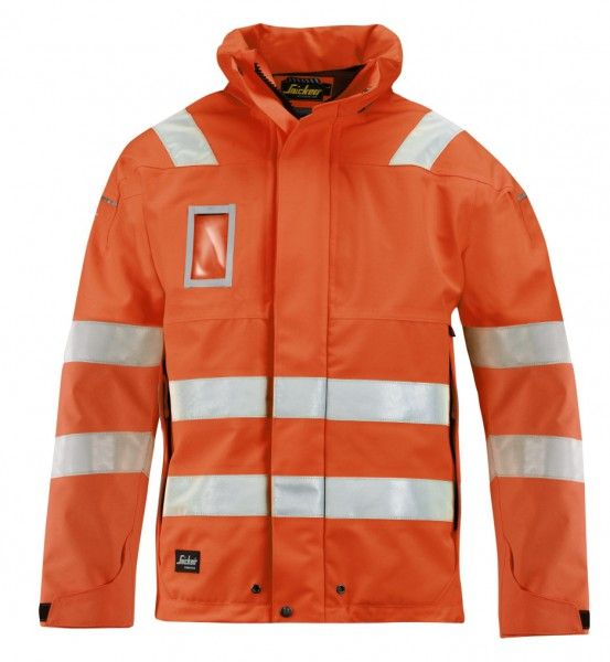 High-Vis GORE-TEX® Shell Jacke, Klasse 3