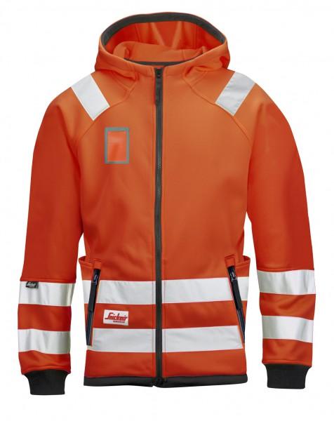 High-Vis Mikro Fleece Jacke, Klasse 3